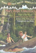 Magic Tree House Volumes 5-8 Boxed Set 0 9780375822667 0375822666
