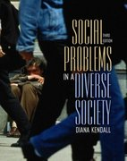 Social Problems in a Diverse Society 3rd edition 9780205337255 0205337252