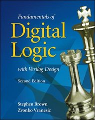 Fundamentals of Digital Logic with Verilog Design 2nd edition 9780077211646 0077211642