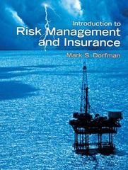 Introduction to Risk Management and Insurance 9th edition 9780132242271 0132242273