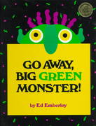 Go Away, Big Green Monster! 0 9780316236539 0316236535