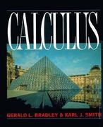 Calculus 1st edition 9780131786172 0131786172