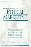 Ethical Marketing 1st edition 9780131848146 0131848143