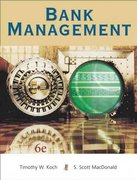 Bank Management 6th edition 9780324289275 0324289278