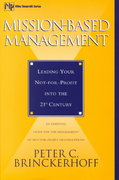 Mission-Based Management 1st edition 9780471296911 0471296910