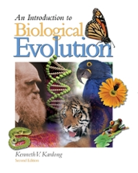 Introduction to Biological Evolution 2nd Edition 9780073050775 0073050776