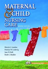 Maternal & Child Nursing Care 2nd edition 9780131723948 0131723944