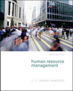 Human Resource Management 10th edition 9780073137117 0073137111
