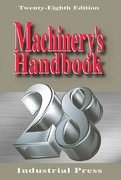 Machinery's Handbook 28th edition 9780831128005 0831128003