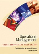 Operations Management 2nd Edition 9780324179392 0324179391