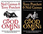 Good Omens 1st Edition 9780060853983 0060853980