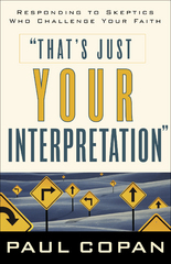 That's Just Your Interpretation 1st Edition 9780801063831 0801063833