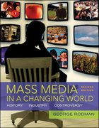Mass Media in a Changing World with Media World 2.0 DVD-ROM 2nd edition 9780073342993 0073342998