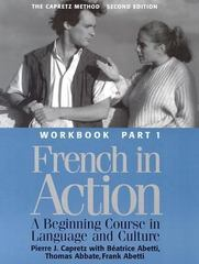 French in Action 2nd edition 9780300058222 0300058225