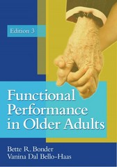 Functional Performance in Older Adults 3rd Edition 9780803616882 0803616880