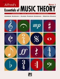 Alfred's Essentials of Music Theory 1st Edition 9780882848945 0882848941