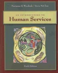 An Introduction to Human Services 6th edition 9780495503361 0495503363