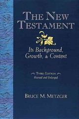 The New Testament 3rd edition 9780687052639 0687052637