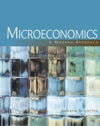 Microeconomics 1st Edition 9780324315844 0324315848