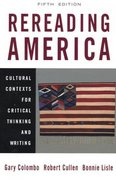 Rereading America 5th edition 9780312249175 0312249179