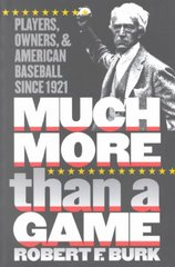 Much More Than a Game 1st Edition 9780807849088 0807849081