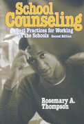 School Counseling 2nd edition 9781560328896 1560328894