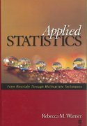 Applied Statistics 0 9780761927723 0761927727