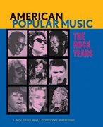 American Popular Music 1st Edition 9780195300529 0195300521