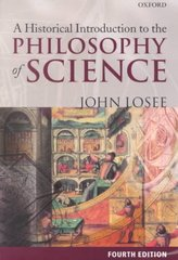 A Historical Introduction to the Philosophy of Science 4th edition 9780198700555 0198700555