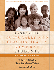 Assessing Culturally and Linguistically Diverse Students 1st Edition 9781593851415 1593851413