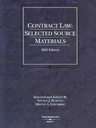 Contract Law 2005th edition 9780314160003 0314160000