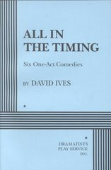 All in the Timing 1st Edition 9780822213963 0822213966