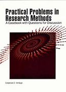 Practical Problems in Research Methods 0 9781884585111 1884585116