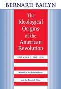 The Ideological Origins of the American Revolution 2nd edition 9780674443020 0674443020
