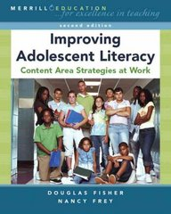 Improving Adolescent Literacy 2nd edition 9780132368766 0132368765