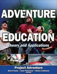 Adventure Education 1st edition 9780736061797 0736061797