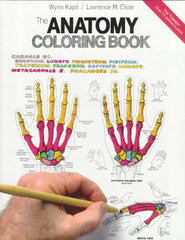 Anatomy Coloring Book, The 2nd Edition 9780064550161 0064550168