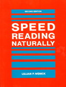 Speed Reading Naturally 2nd Edition 9780138339555 0138339554