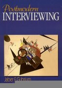 Postmodern Interviewing 0 9780761928508 0761928502