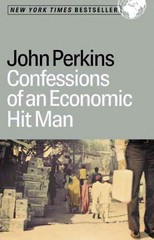 Confessions of an Economic Hit Man 1st Edition 9781576753019 1576753018