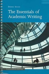 The Essentials of Academic Writing 1st edition 9780618215997 0618215999