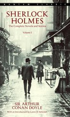 Sherlock Holmes: The Complete Novels and Stories Volume I 0 9780553212419 0553212419