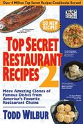 Top Secret Restaurant Recipes 2 0 9780452288003 0452288002