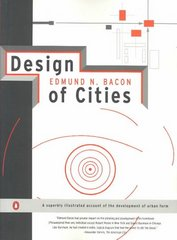 Design of Cities 1st Edition 9780140042368 0140042369