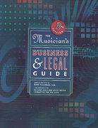 Musician's Business and Legal Guide, The 3rd edition 9780130316813 0130316814