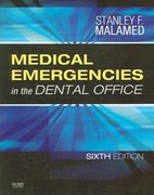 Medical Emergencies in the Dental Office 6th edition 9780323042352 032304235X
