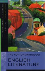 The Norton Anthology of English Literature 8th Edition 9780393927221 0393927229