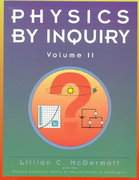 Physics by Inquiry 1st edition 9780471144410 047114441X