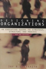 Designing Organizations 2nd edition 9780787957452 0787957453