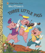 The Three Little Pigs (Disney Classic) 1st edition 9780736423120 0736423125